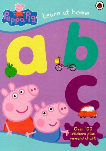9781409303206: Peppa Pig abc