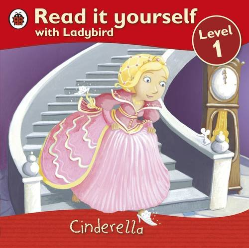 9781409303510: Cinderella - Read it yourself with Ladybird: Level 1