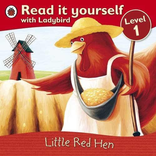 9781409303527: Read It Yourself Level 1 Little Red Hen (First Favourite Tales)