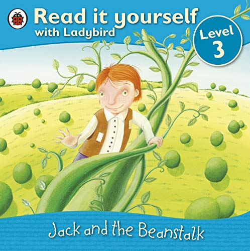9781409303534: Jack and the Beanstalk (Read it Yourself - Level 3)