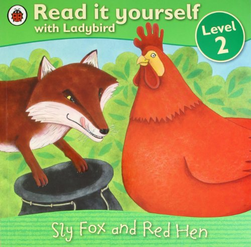 9781409303565: Read It Yourself Level 2 Sly Fox And Red Hen