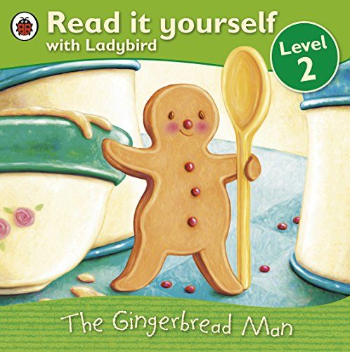 9781409303589: The Gingerbread Man - Read It Yourself with Ladybird: Level 2