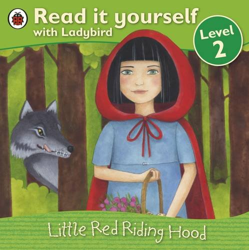 9781409303602: Little Red Riding Hood - Read it yourself with Ladybird: Level 2