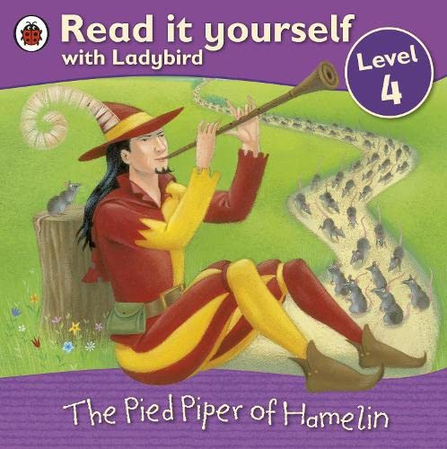 9781409303640: Read It Yourself Level 4 The Pied Piper Of Hamelin