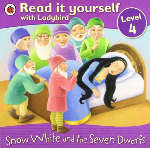 9781409303688: Read It Yourself: Snow White And The Seven Dwarfs: Level 4