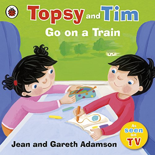 9781409304241: Topsy and Tim: Go on a Train