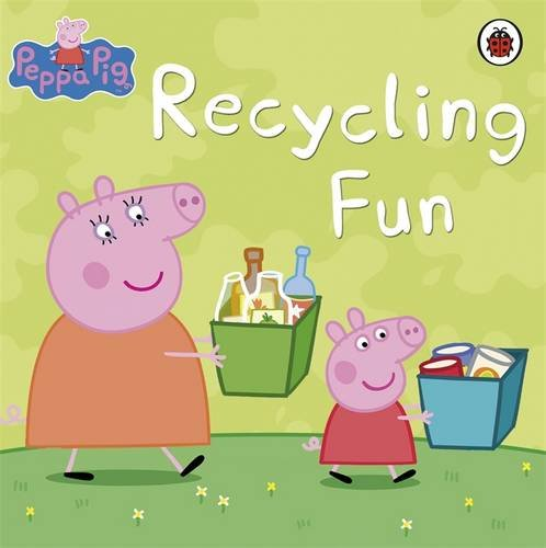 9781409304326: Peppa Pig: Recycling Fun