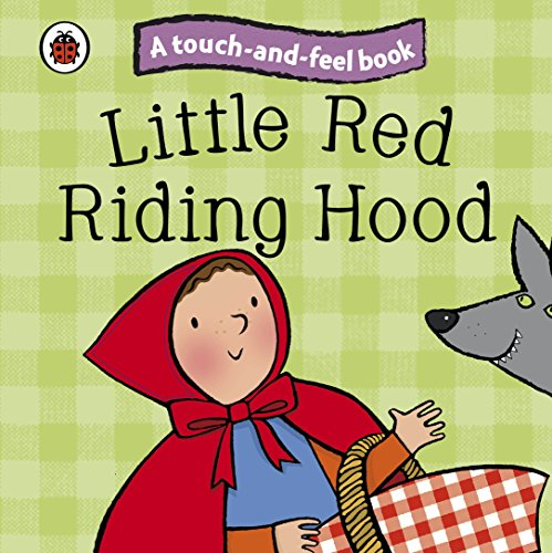9781409304494: Little Red Riding Hood: Ladybird Touch and Feel Fairy Tales (Ladybird Tales)