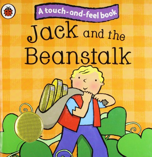 9781409304517: Jack and the Beanstalk: Ladybird Touch and Feel Fairy Tales (Ladybird Tales)