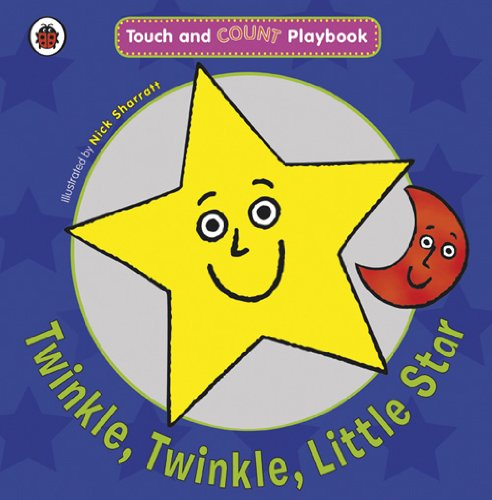 9781409304715: Twinkle, Twinkle Little Star: Toddler Playbooks