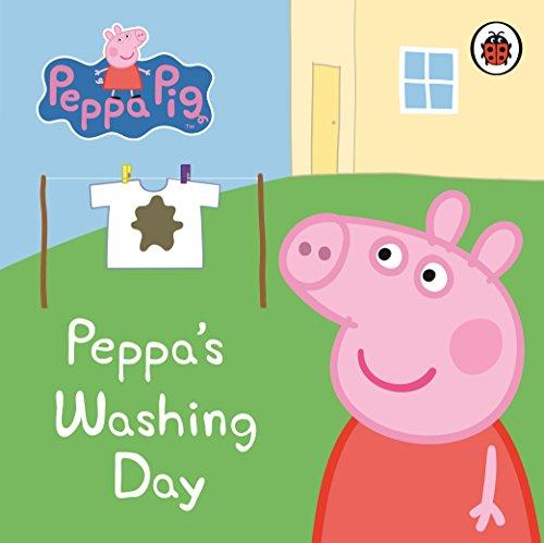 9781409304845: Peppa Pig: Peppa's Washing Day: My First Storybook