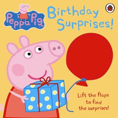 9781409305071: Peppa Pig: Birthday Surprises