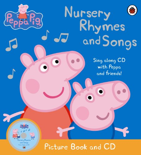 9781409305088: Peppa Pig: Nursery Rhymes and Songs: Picture Book and CD