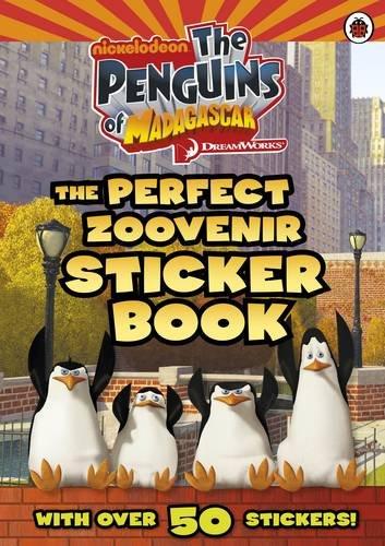 9781409305514: The Perfect Zoovenir Sticker Book (Penguins of Madagascar)