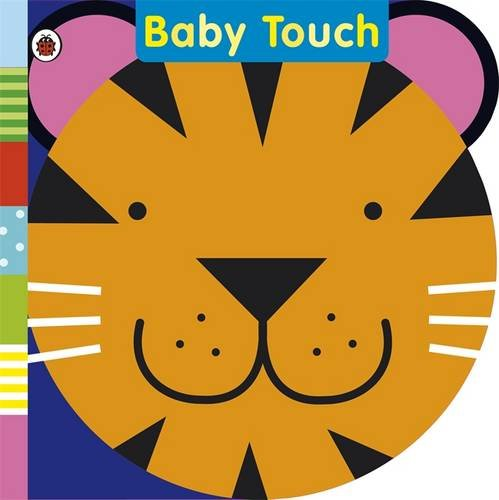9781409305538: Baby Touch: Tickly Tiger Rattle Book