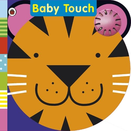 9781409305538: Tickly Tiger Rattle Book (Baby Touch)