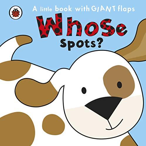 9781409305590: Whose Spots?