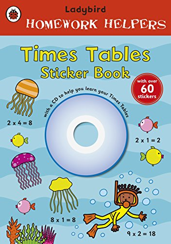 9781409305699: Homework Helpers: Times Tables