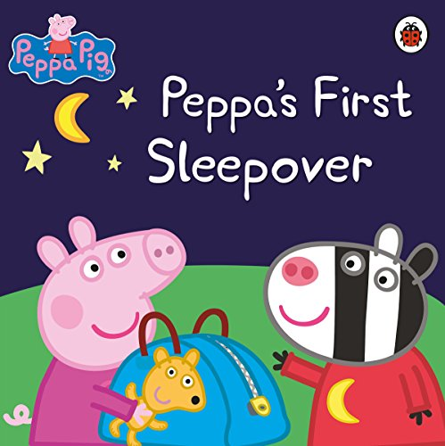 9781409305781: Peppa's First Sleepover Storybook. (Peppa Pig)