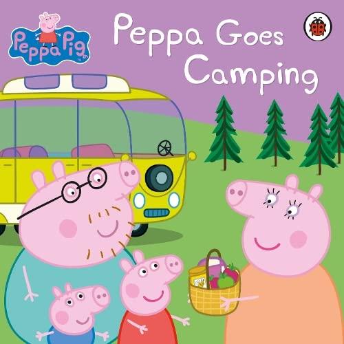 Peppa Goes Camping (Peppa Pig)