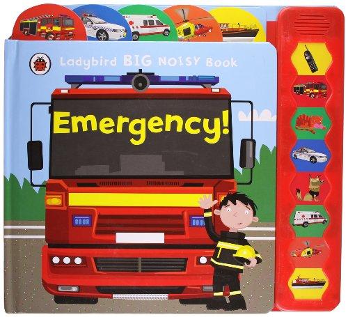 9781409305835: Emergency! Ladybird Big Noisy Book
