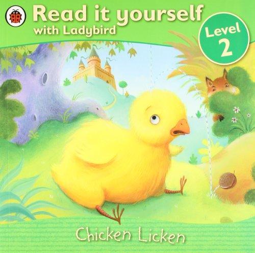 9781409307167: Chicken Licken - Read it yourself with Ladybird: Level 2 (Read It Yourself Level 2)