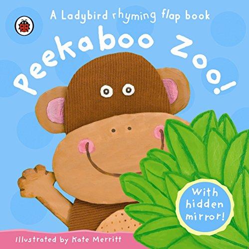 9781409307228: Peekaboo Zoo