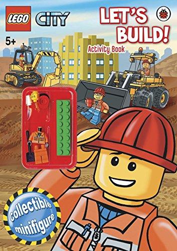 9781409308058: Lego City: Let's Build!