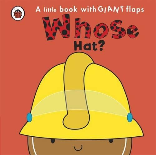 9781409308072: Whose...Hat?