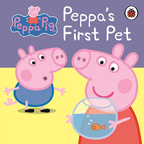 9781409308638: Peppa's First Pet (Peppa Pig)