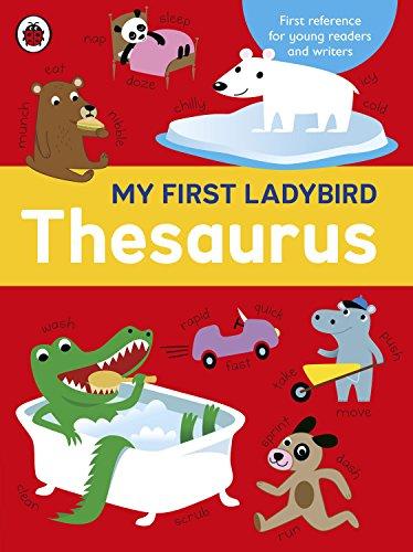9781409308744: My First Ladybird Thesaurus