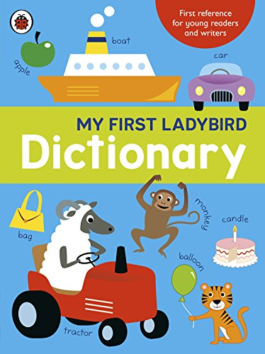 My First Ladybird Dictionary: Ladybird