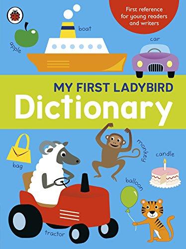 9781409308751: My First Ladybird Dictionary