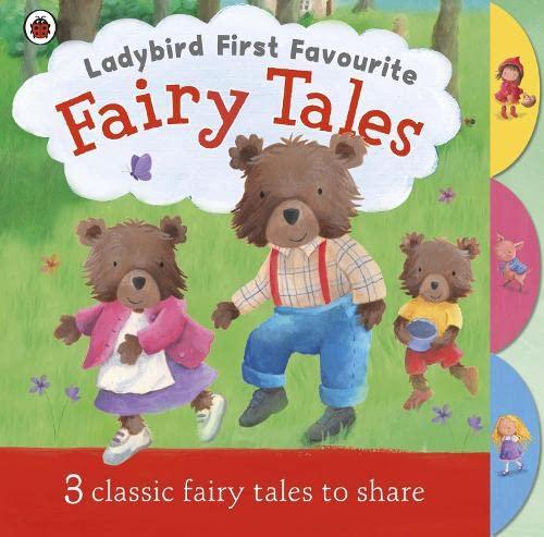 9781409309000: Ladybird First Favourite Fairy Tales