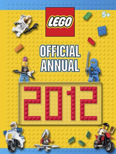 9781409309345: LEGO: The Official Annual 2012 (Annuals 2012)