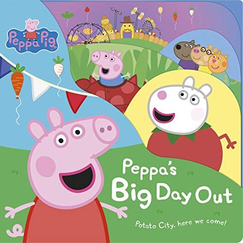 9781409309499: Peppa Pig: Peppa's Big Day Out