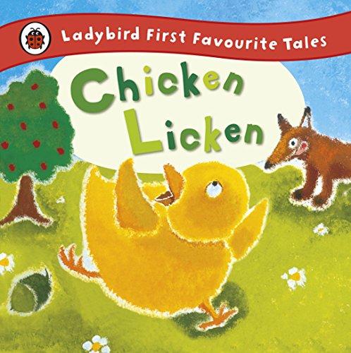 9781409309567: Chicken Licken: Ladybird First Favourite Tales