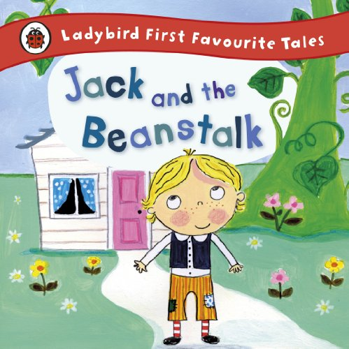 9781409309598: Jack and the Beanstalk: Ladybird First Favourite Tales