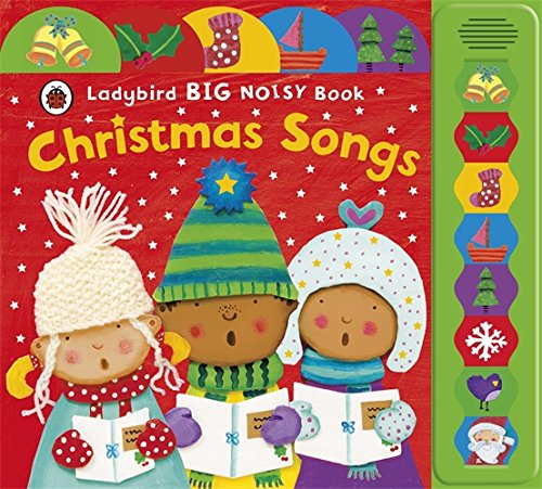 9781409310396: Ladybird Big Noisy Book: Christmas Songs