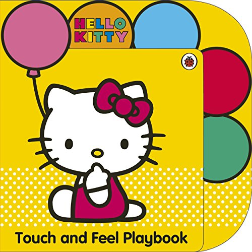 9781409310570: Hello Kitty: Touch-and-Feel Playbook