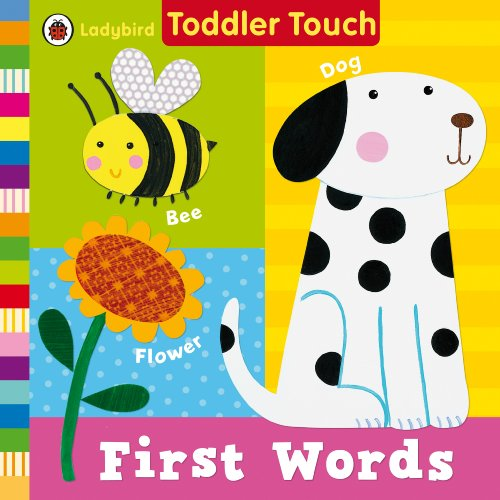 9781409310709: Ladybird Toddler Touch First Words