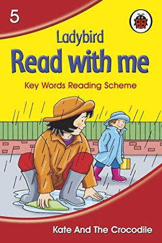 9781409310792: Read With Me Kate and the Crocodile