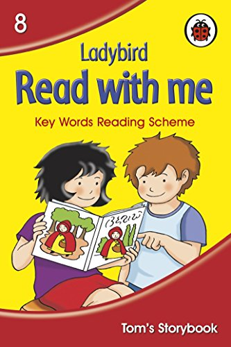Read with Me Tom's Storybook (9781409310822) by Ladybird