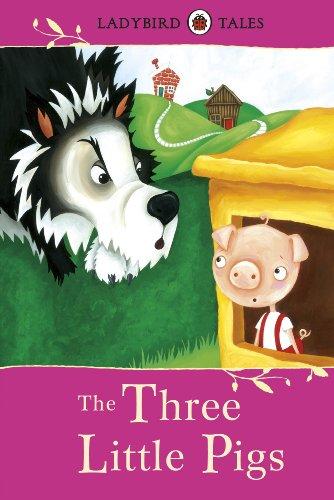 9781409311089: Ladybird Tales the Three Little Pigs