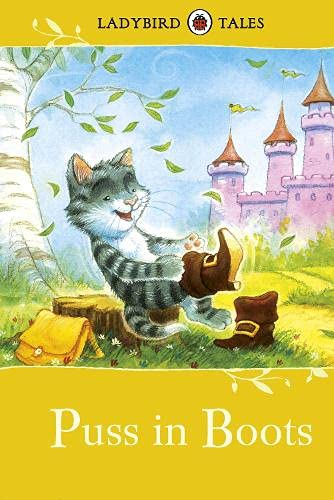 9781409311225: Ladybird Tales Puss in Boots