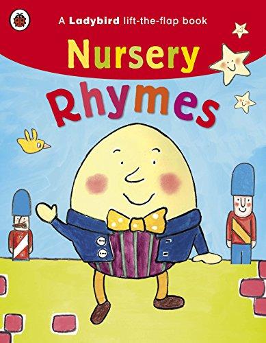 A Ladybird Lift-the-flap Book: Nursery Rhymes (Paperback): Ladybird