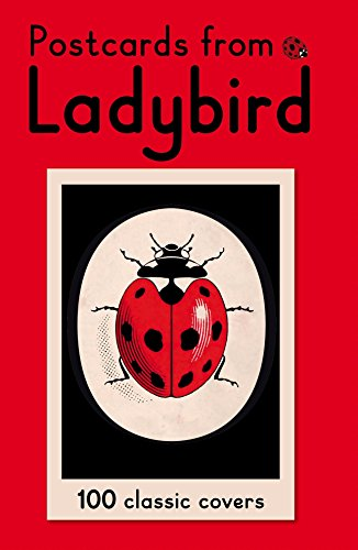 9781409311522: Postcards From Ladybird:100 Classic Ladybird Covers in One Box