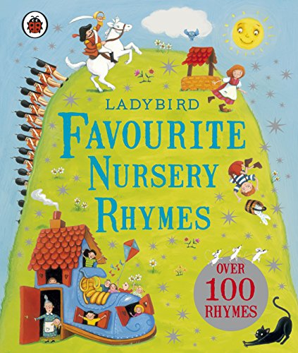 9781409311959: Ladybird Favourite Nursery Rhymes (Ladybird Baby & Toddler)