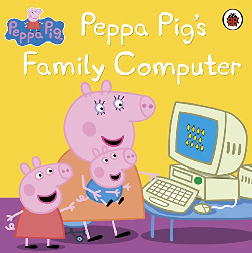 9781409312123: Peppa Pig's Family Computer.