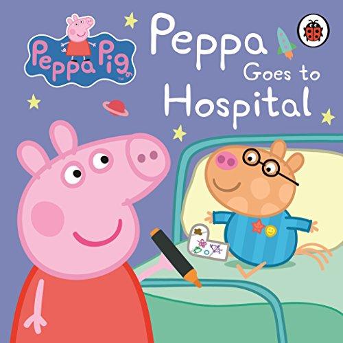 9781409312147: Peppa Pig Goes to Hospital.